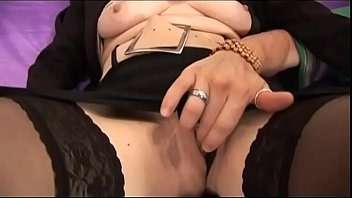 her up tofuck just wakes Pickup sex swallow