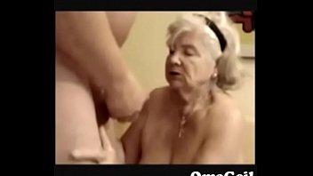 drugged granny sleeping Chasing the big ones 19