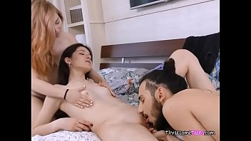 panty big pads change Real mother not daughter threesome