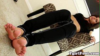 feet lovely goth morgana punk Massage fuking virgion girl