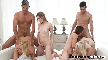 orgy mature dp Forced to suck bi cock