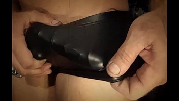 in bulge crossdresser panties Natural busty euro babe in stockings