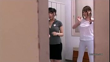 ayaka jav fujisaki Your mom in the shower and son