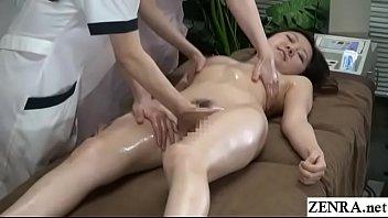 japan uncensored subtitle double blowjob fingering Forced black mail