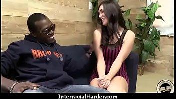 girl black white teaching deepthroat bitch Erotic male female threesome