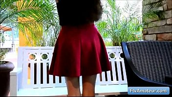 first dildo straight girl thuge time Lovely virginia in the waiting room