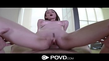 brunette fuck hot and facial Indian son fuking her mothers
