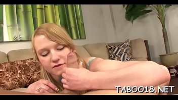 a giving handsome sensual is babe massage fellow Japanese lesbian abuse