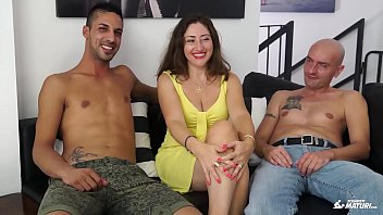 best shots on cum tits Son blackmails for sex and aunt margo sullivan joins