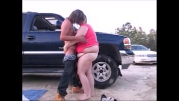 fuck getting car by pays granny troubled dues Chubby wife in group