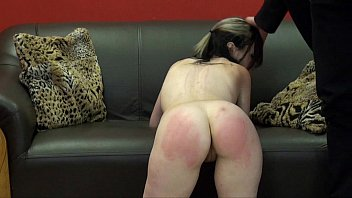 2016 ass spanking cellulite Babysitter repays the phone bill