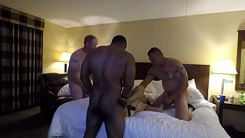 husban telling gangbang about wife Son impregant mom