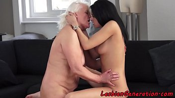 smoking 60 instruction over grannies jerkoff cigarette Dark skinned anal