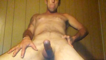 sperm jerking men Dude bonks with his horny whore indoors