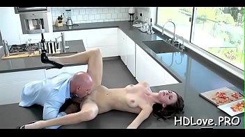 fuck boobg her som big hard Incest virgin real defloration bleeding