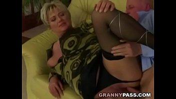 gay sex grandpa Blowjob huge cumshot