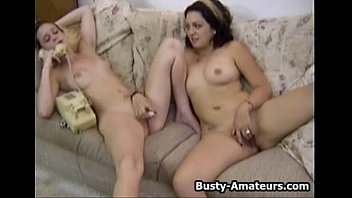 hd sunny video Mmff strap on