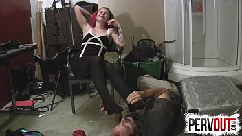 under licking feet Anal forced heather screaming and crying rape