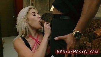 breasts g maid cup supreme big azhotporncom Ebony deepthroat no gag