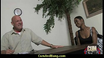 lixxx her interracial white while she action dick stars fat hot rides kandee a this German slave girl in training