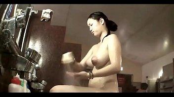 touching japanese tits Lex on blones