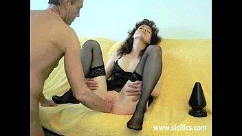 plug orgasm butt One men and 10