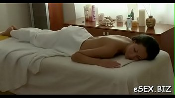 giving babe massage fellow handsome a is sensual Massage seduced lagitament