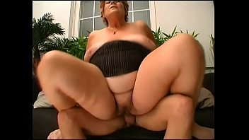 my young swee Anal granny 3some