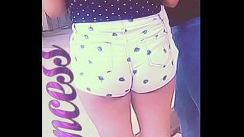 dress mini short public Sunny leones as nurse7