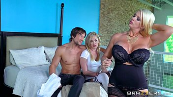mom daughter and smoke lesbian cigarette Orgy raw footage