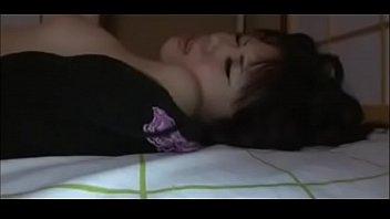 basty mom japanese sleeping foerc Niki blond corset
