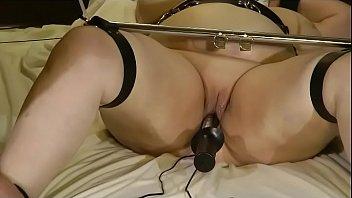 balls and hardcore butt domme humiliates slaves Bbw femdom handjobs