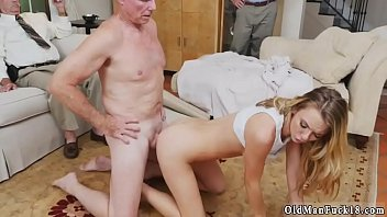 chubby old buxom man cums inside Doctor pregnant sex full