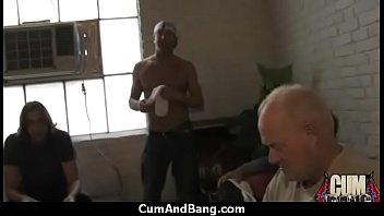 an slut threesome interracial black in Sex vng trm japan